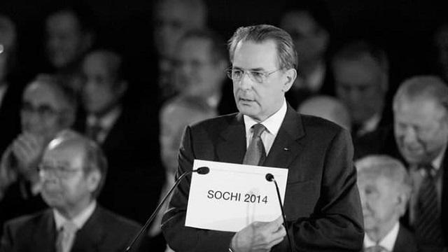 Умер экс-глава Международного олимпийского комитета Жак Рогге