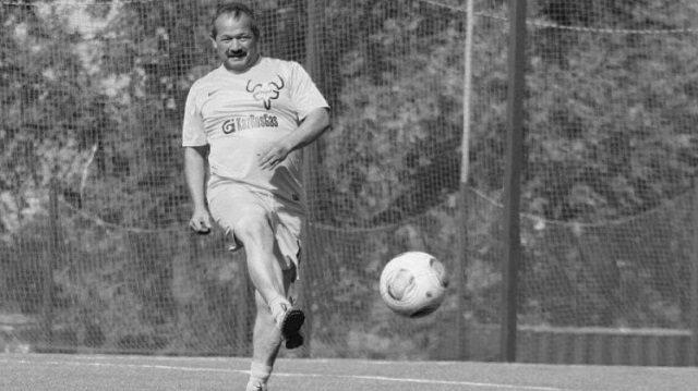 Скончался ветеран казахстанского футбола Фанас Салимов