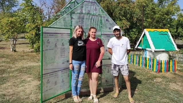 Экоактивисты Костаная помогли сельской школе с питьевой водой