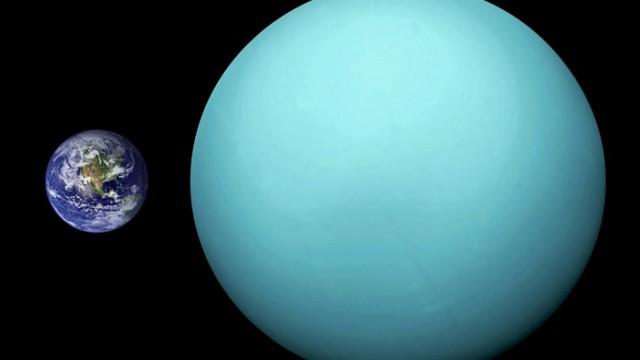 Наступает идеальное время, чтобы увидеть Нептун и Уран