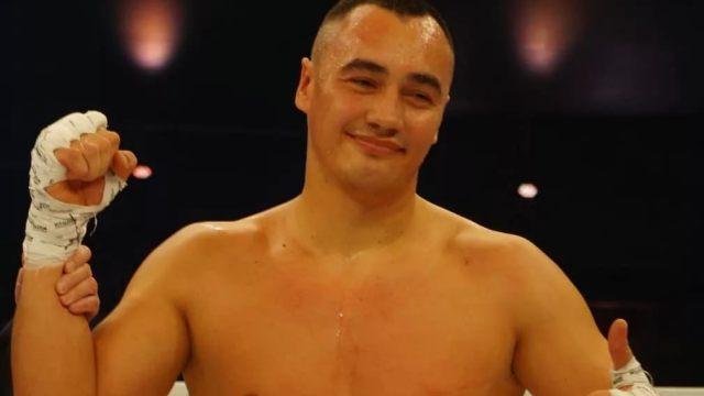 Костанаец Жан Кособуцкий защитил титул WBA International нокаутом