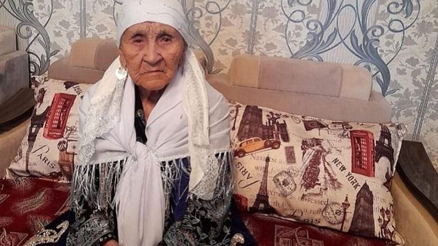 Перепись выявила 226 внуков у 105-летней казахстанки
