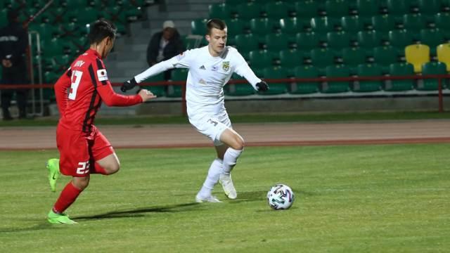 «Тобол» вышел в полуфинал Кубка Казахстана по футболу