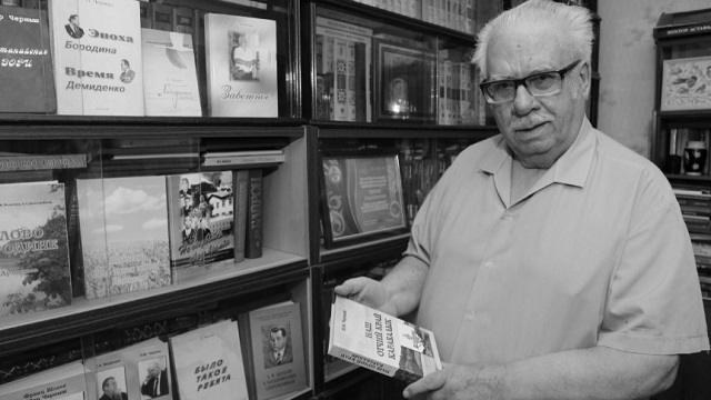 «Последняя дата…»: Умер известный костанаец Петр Черныш