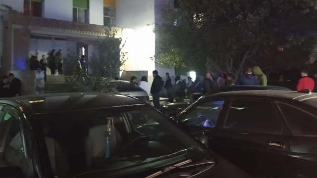 Жителей девятиэтажки эвакуировали из-за пожара в Костанае