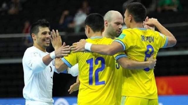 Казахстан сломил сопротивление Литвы и вышел в плей-офф ЧМ