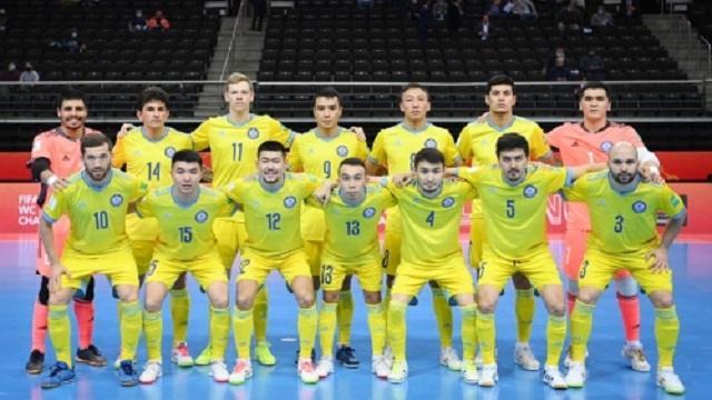 Казахстан проиграл бразильцам и остался без медалей ЧМ по футзалу
