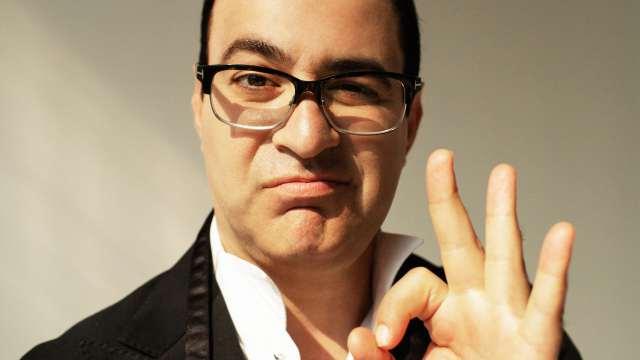 «Плевать я хотел на всех комиков» — комик Гарик Мартиросян