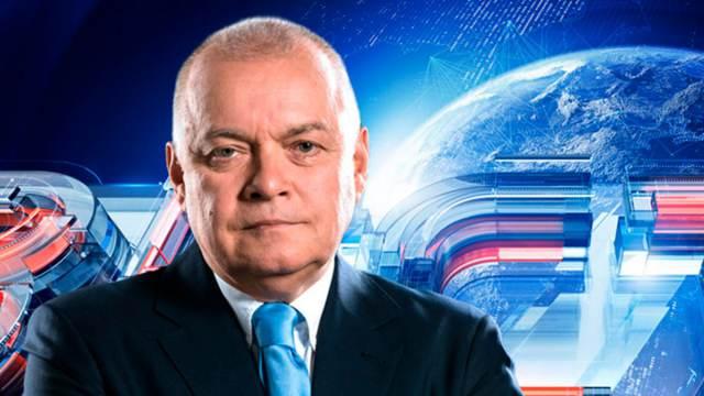 Дмитрий Киселёв впервые за 10 лет не будет вести «Вести недели»