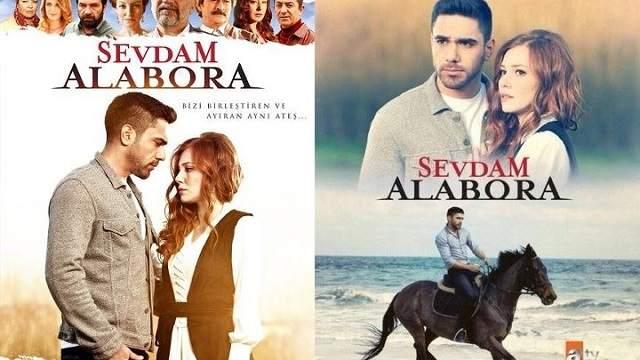 Любовь моя, Алабора 3 серия Смотреть онлайн
