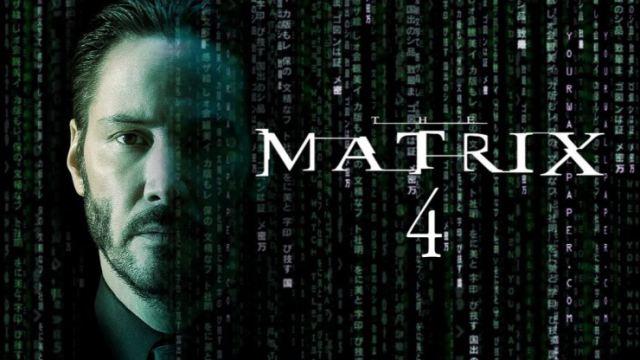Киану Ривз дал оценку кинофильму «Матрица: Воскрешение»