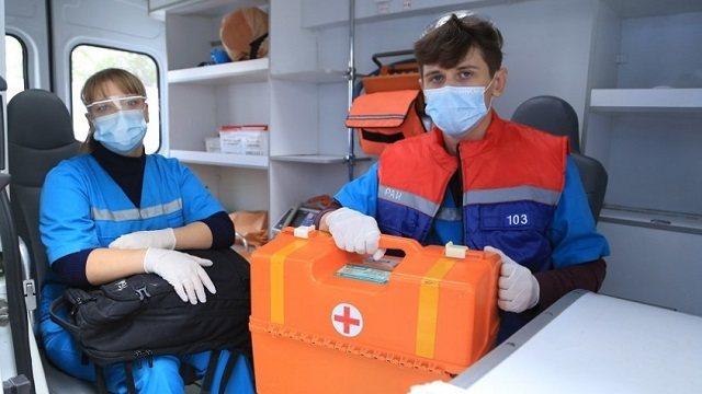 В областной станции скорой медпомощи новые кадры