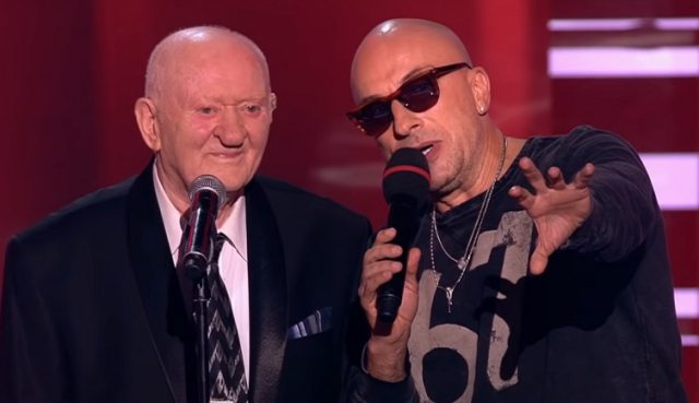 Видео: На шоу «Голос 60+» 97-летнего ветерана встретили овацией