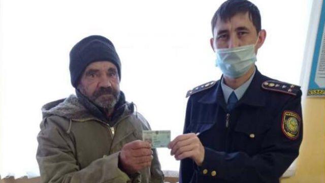 20 лет без документов жил сельчанин в Костанайской области