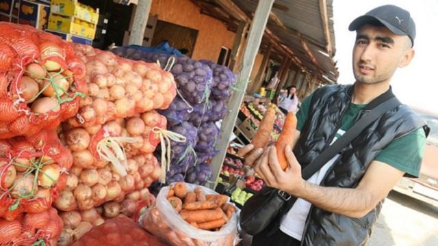Цены на оптово-розничном рынке Костаная по-прежнему аховые