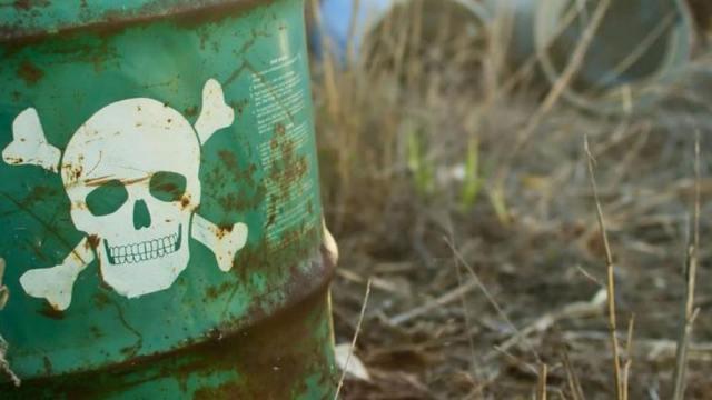 В 2005 году 33 тонны пестицидов захоронили в Костанайской области