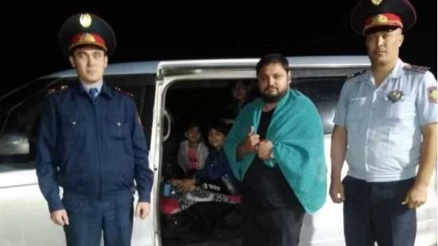 Житель России поблагодарил полицейских Костанайской области