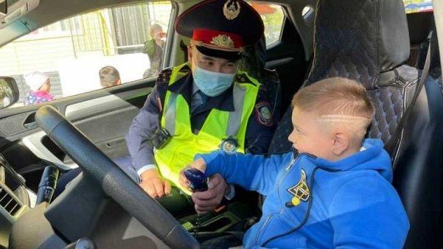 В Костанайской области продолжается операция «Внимание — дети!»