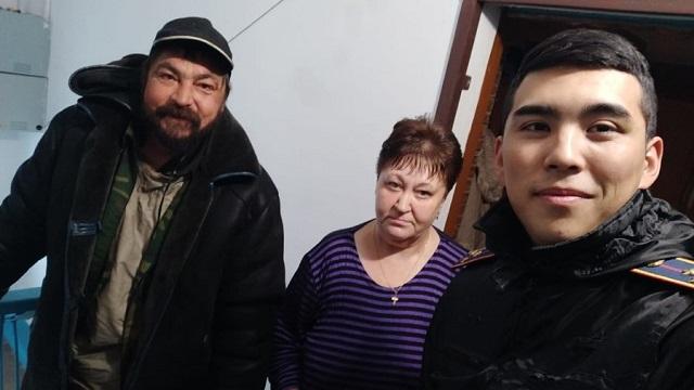 Полицейские Костаная помогли сыну вернуться к матери спустя 13 лет