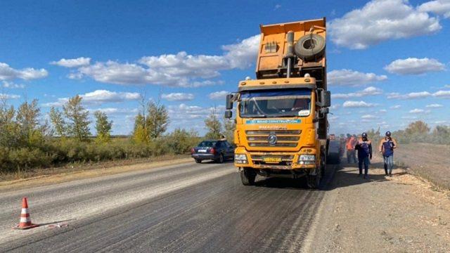 Дорога от Тобола до Лисаковска будет открыта уже к этим выходным