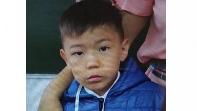 В Костанае пропал без вести пятилетний Дидар Тунгушпаев