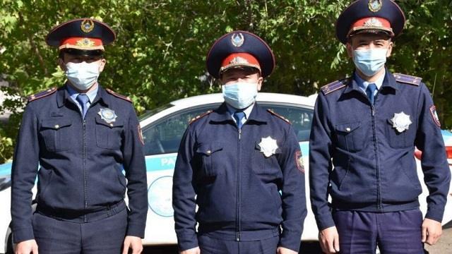 """Решили минуты"": Полицейские спасли карагандинца от суицида"