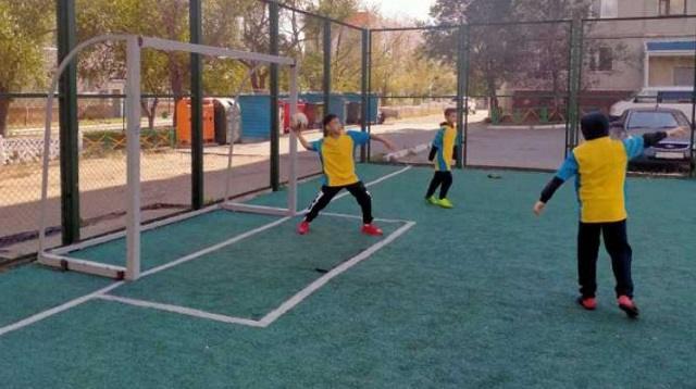«Спорт против наркотиков»: Полиция Костаная провела акцию