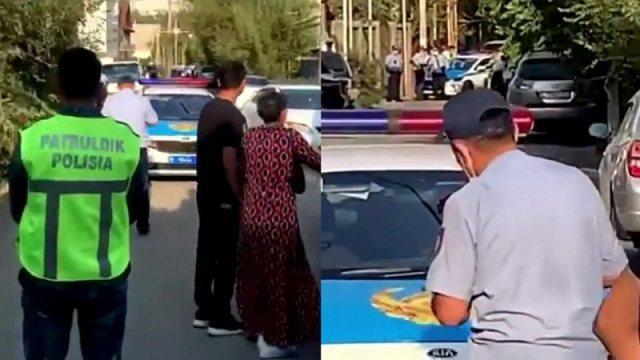 Кто стрелял в Алматы 20.09.2021 в Акбулаке