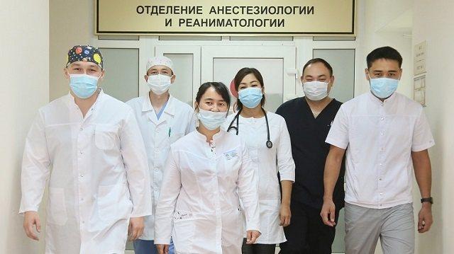 «Помочь пациенту»: Молодые врачи пополнили облбольницу Костаная