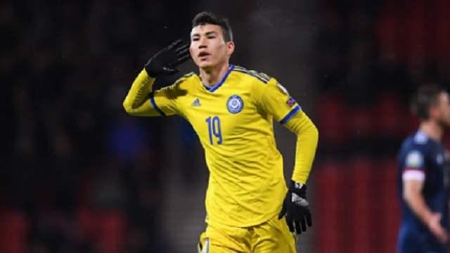 Сенсацией завершился матч сборной Казахстана в отборе на ЧМ-2022