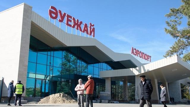 «Всё по-новому»: Как проходит ремонт здания аэровокзала Костаная
