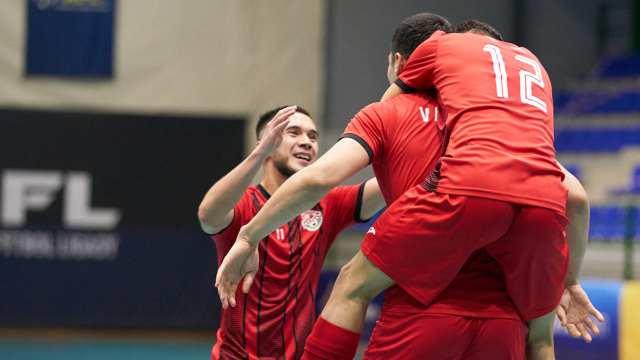 Рудненский «Аят» стартовал с победы в Кубке Казахстана по футзалу