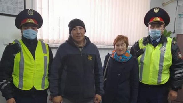Миллион тенге забыла в автобусе сельчанка из пригорода Костаная