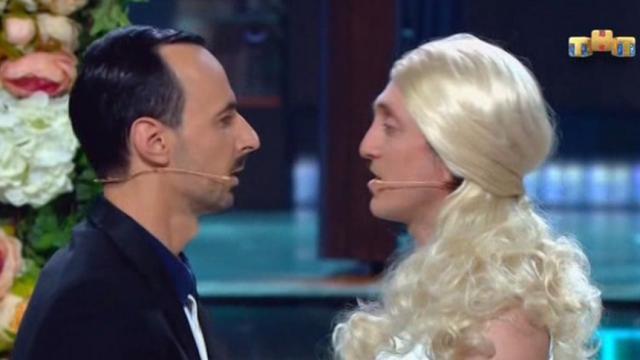 Депутаты Госдумы шокированы поцелуем двух мужчин в шоу «Игра»