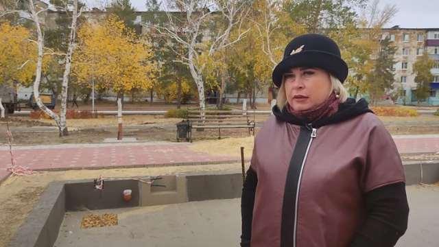 Пешеходный фонтан и веревочная площадка появятся в Лисаковске
