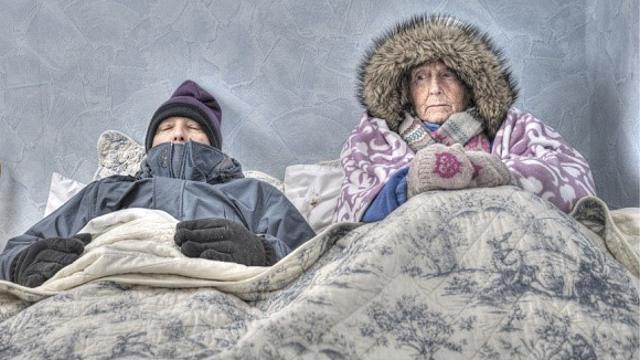 «Холодно!» Частные дома не подключили к газоснабжению в Костанае