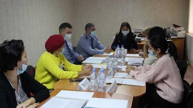 Профилактику насилия в отношении женщин обсудили в Карабалыке