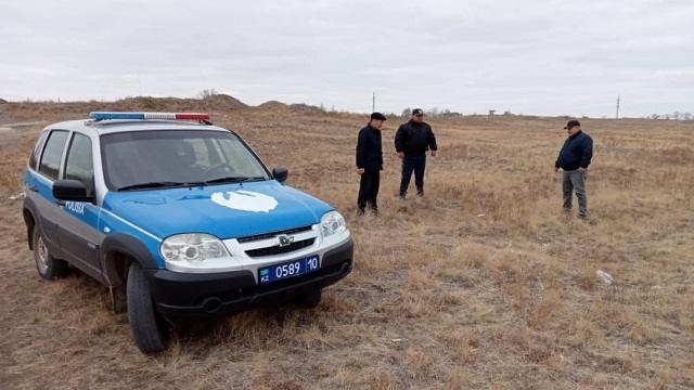 Полиция Житикаринского района нашла застреливших лошадь