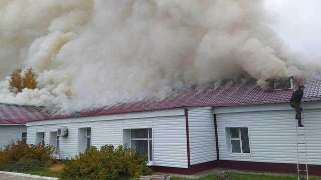 «Горела баня»: Спасатели о пожаре в доме престарелых Карабалыка