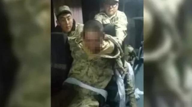Мать солдата, в которого «вселился бес»: «К черту такую армию»