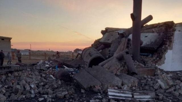 Взрыв в школьной котельной прогремел в Кызылординской области